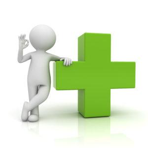Mistgenerator en gezondheid voor mens en dier of materialen